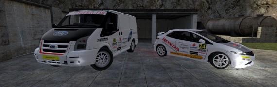 Regaard Motorsport Skins [HD]