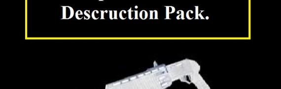 Weapons of minor destructionV1