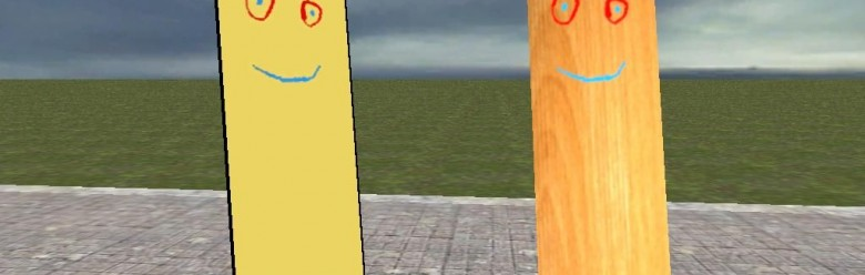 Plank from Ed Edd n Eddy For Garry's Mod Image 1