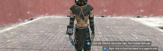 Scarecrow NPC & Playermodel Re