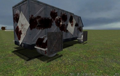 Zombie Vehicle.zip For Garry's Mod Image 2