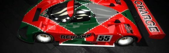 [LW] Mazda 787b LeMans Race Ca