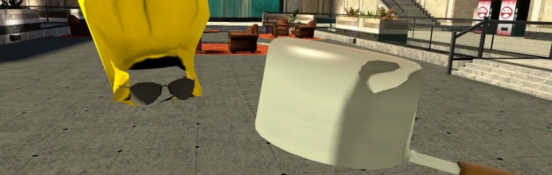 TF2 Johnny Bravo hair hexed.zi For Garry's Mod Image 1