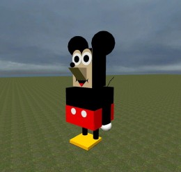 mickey_mouse.zip For Garry's Mod Image 1