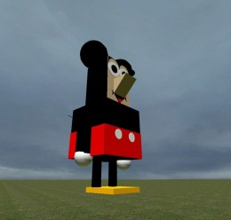 mickey_mouse.zip For Garry's Mod Image 2