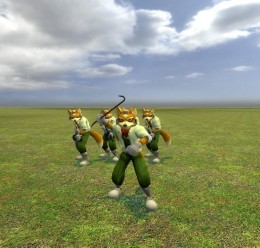 Fox McCloud v4 For Garry's Mod Image 1