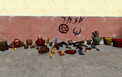 Quake Prop Pack For Garry's Mod Image 2