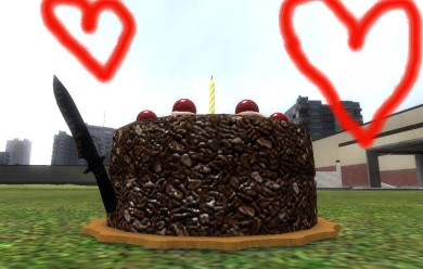 harmless_cake.zip For Garry's Mod Image 1