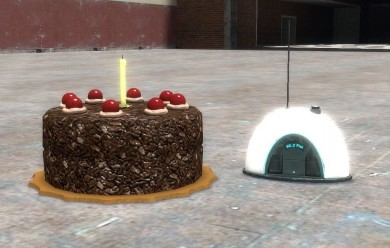 harmless_cake.zip For Garry's Mod Image 2