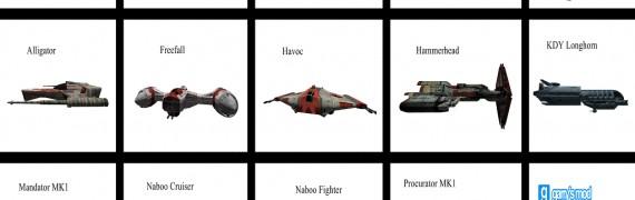 SW EaW FOA Rep. Ships
