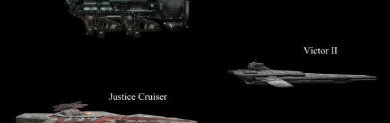 SW EaW BF3 Clones Ships