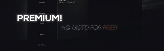 Blur MOTD