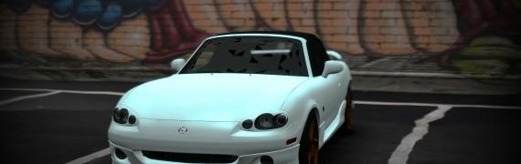 [PAC3] 2001 Mazda Mazdaspeed R