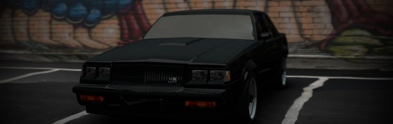 [PAC3] 1987 Buick Regal GNX