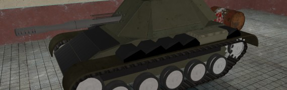 JST-1 Light Tank