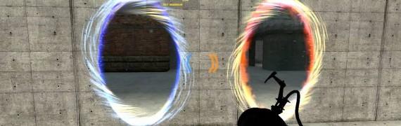 [FIX] Portal Gun