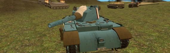 ACF Edelweiss Tank