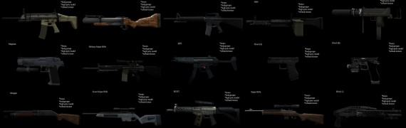 L4D2 Enhanced Weapons