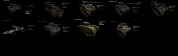COH Enhanced Vehicles Pack