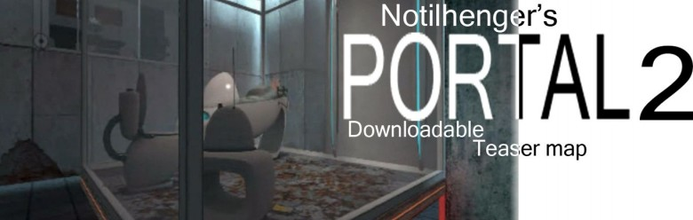 portal_2_teaser_map.zip For Garry's Mod Image 1
