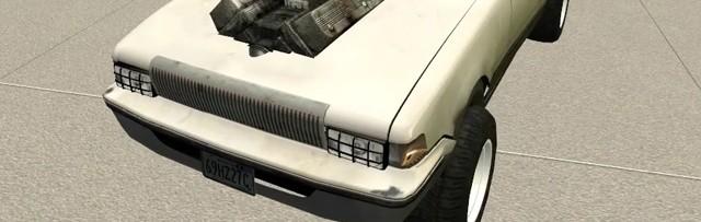 Drifting Car V1 For Garry's Mod Image 1