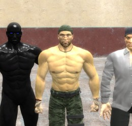 mk9_side_chars.zip For Garry's Mod Image 2