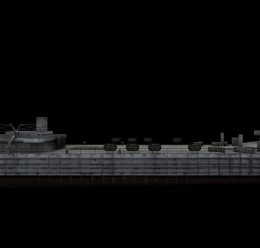 CoD WaW Allied USA ships props For Garry's Mod Image 2
