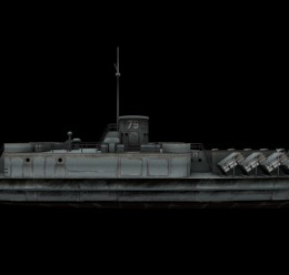 CoD WaW Allied USA ships props For Garry's Mod Image 3