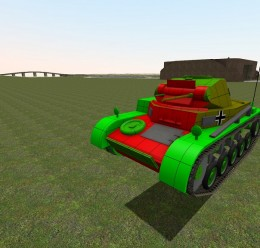 ACF Panzer II Pack For Garry's Mod Image 2