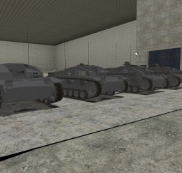 ACF StuG III Pack For Garry's Mod Image 1