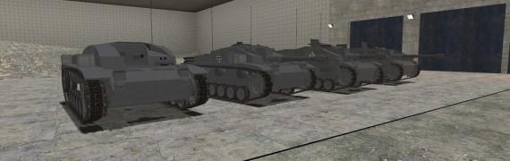 ACF StuG III Pack