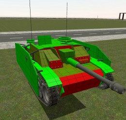 ACF StuG III Pack For Garry's Mod Image 2