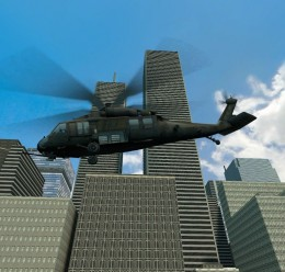Helicopter snpc (NPC) V1 For Garry's Mod Image 1