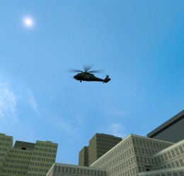 Helicopter snpc (NPC) V1 For Garry's Mod Image 2