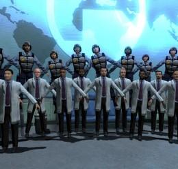 Black Mesa Humans Monsters 3 For Garry's Mod Image 1