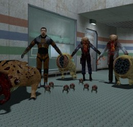 Black Mesa Humans Monsters 3 For Garry's Mod Image 2