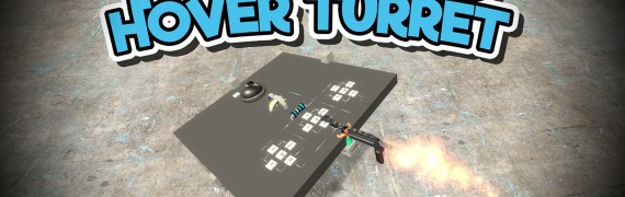 [Wire] Basic Hover Turret