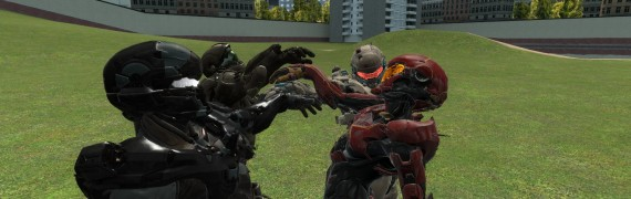 H5 Fireteam Osiris SpartanPack