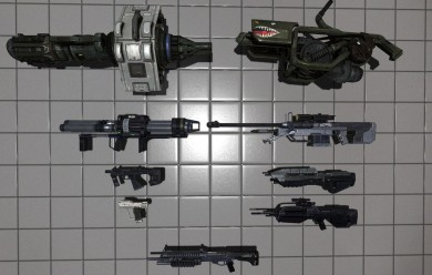 Halo 3 UNSC Weapons For Garry's Mod Image 2