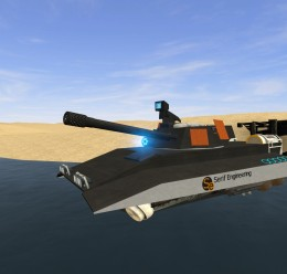 HK-6 MKI ACF Powered HoverTank For Garry's Mod Image 2