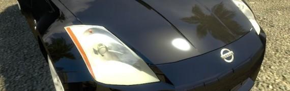 Drivable Nissan 350z