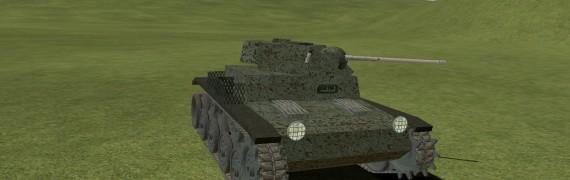 TM 30 tanks