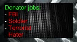 how to make a donator job in darkrp