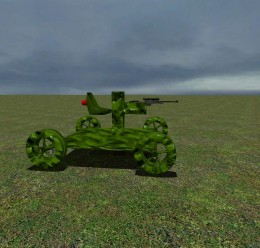 army_car.zip For Garry's Mod Image 1