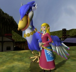 Skyward Sword pack 0.2.zip For Garry's Mod Image 1