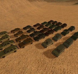 COD4 Vehicles Pack V.01 For Garry's Mod Image 3