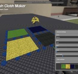 meshcloth_beta_1.zip For Garry's Mod Image 2