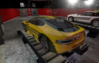 NFS Most Wanted BlacklistSkins preview 1