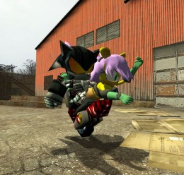silversonic_and_mina.zip For Garry's Mod Image 1