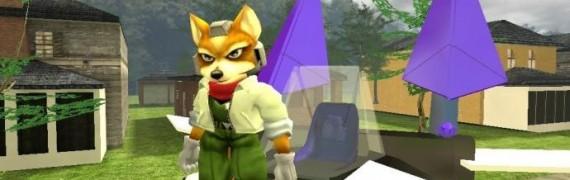 Fox Mcloud (Addon!).zip